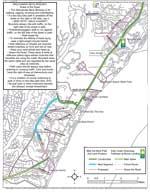Waccamaw Neck Bikeway Map